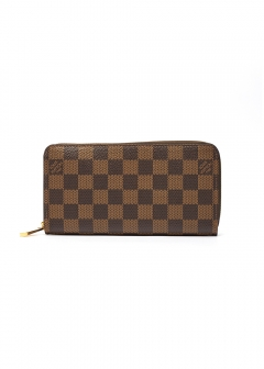 Damier series - Louis Vuitton 2017 ジッピーウォレット ダミエ