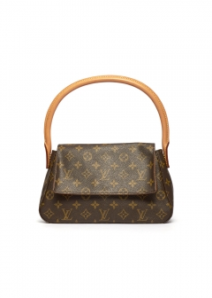 MONOGRAM series - 【1/10入荷】Louis Vuitton M51147 ミニルーピング