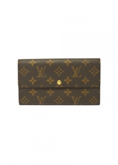 MONOGRAM series - Louis Vuitton M61725 ポルトモネクレディ