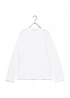 COMME des GARCONS - SHIRT LOGO PRINTED COTTON T-SHIRTS