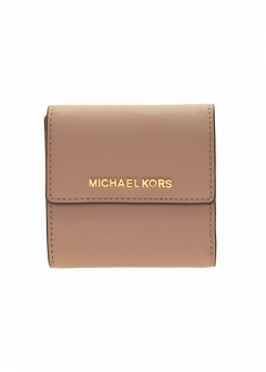 マイケルマイケルコース/MICHAEL MICHAEL KORS サイフ 財布 JET SET TRAVEL SM CARD CSE CARRYALL
