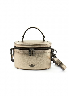 COACH - 【1/28入荷】【'19春夏新作】METALLIC TRAIL CROSSBODY