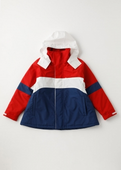SW COLOR BLOCKED 02 JKT
