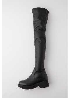 CHANK SOLE LONG BOOTS