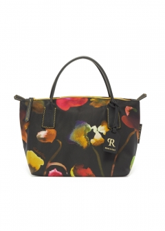 FLOWER MINI DUFFLE