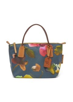 ROBERTA PIERI - FLOWER MINI DUFFLE