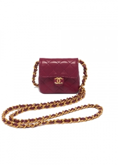 VINTAGE - Bags & Wallets - - CHANEL ミニミニマトラッセ GD