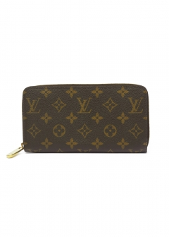 MONOGRAM series - Louis Vuitton M60017 ジッピーウォレット