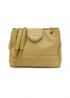 CHANEL - vintage selection - - CHANEL チェーントートバッグ