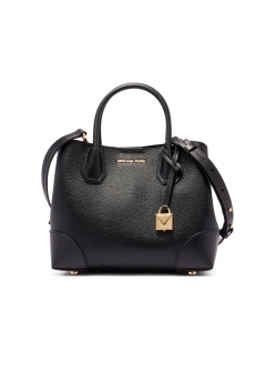 MICHAEL KORS - 2WAYハンドバッグ/MERCER GALLER【BLACK】