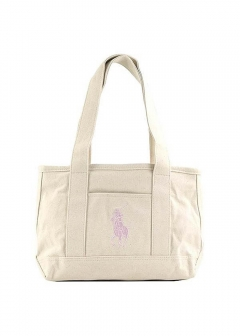RALPH LAUREN MEDIUM TOTE