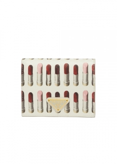 【2/17入荷】LIPSTICK PRINT LEATHER WALLET
