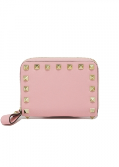 VALENTINO - 【2/24入荷】ROCKSTUD ZIP COIN PURSE