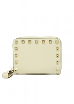 ROCKSTUD ZIP COIN PURSE