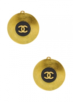 VINTAGE - Accessories - - CHANEL 円盤イヤリング 94P