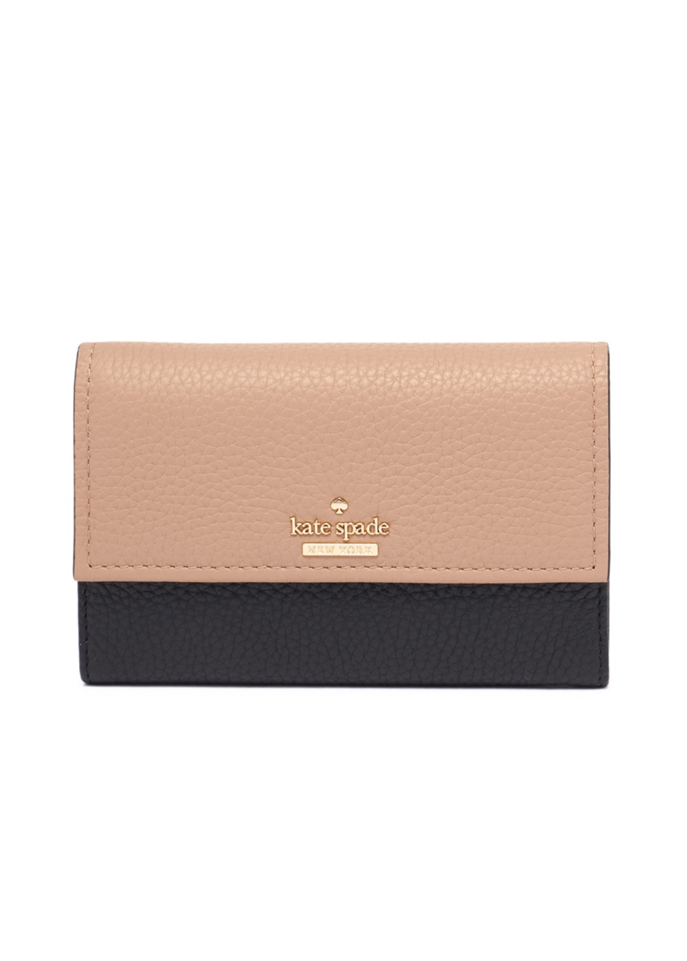 【最大48%OFF】【'19春夏新作】JACKSON STREET MEREDITH|GINGER TEA/BLACK|レディース財布|kate spade new york - wallet and more