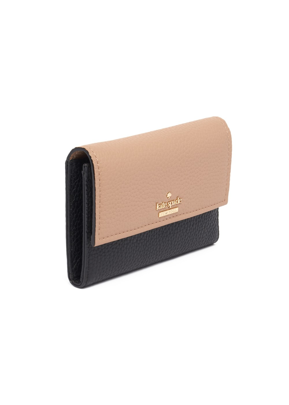 【最大51%OFF】JACKSON STREET MEREDITH|GINGER TEA/BLACK|レディース財布|kate spade new york - wallet and more