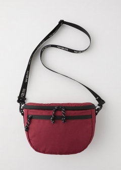 SW LOGO TAPE SHOULDER BAG