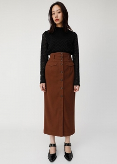 CORSET LONG SKIRT