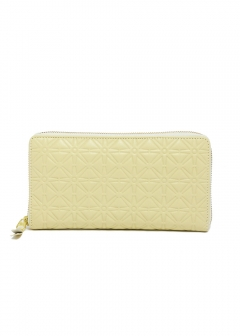 COMME des GARCONS - CLASSIC EMBOSSED A WALLET