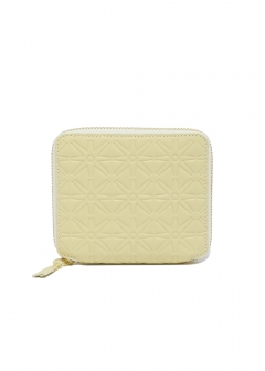 COMME des GARCONS - CLASSIC EMBOSSED PATTERN A WALLET