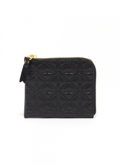 COMME des GARCONS - 【2/27入荷】CLASSIC EMBOSSED PATTERN A WALLET
