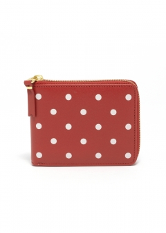 【2/27入荷】POLKA DOTS PRINTED WALLET