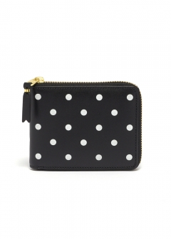 COMME des GARCONS - 【2/27入荷】POLKA DOTS PRINTED WALLET