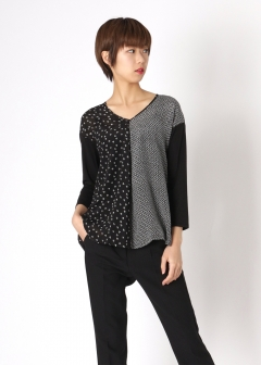 【'19春夏新作】SPOLETO-BLOUSE【WEEKEND】