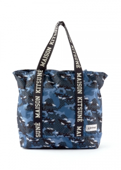 MAISON KITSUNE  - 【3/5入荷】【×EASTPACK】FLASK TOTE
