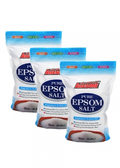 Natural Coseme Selection - ESP Epsom Salt エプソムソルト/907g/3本セット