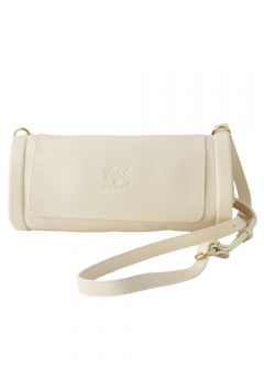 IL BISONTE - Ivory ショルダーバッグ ポシェット CROSSBODY