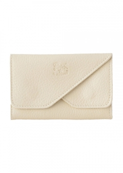IL BISONTE - Ivory カードケース 名刺入れ CARD CASE