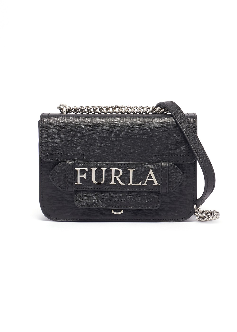 【最大57%OFF】【FURLA】CAROLショルダーバッグ|ONYX|ショルダーバッグ|2019 SPRING & SUMMER NEW ARRIVAL COLLECTION