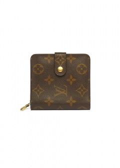Louis Vuitton M61667 コンパクトジップ