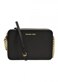 MICHAEL KORS - 【3/3入荷】JET SET ITEM LG EW CROSSBODY 斜めがけショルダーバッグ