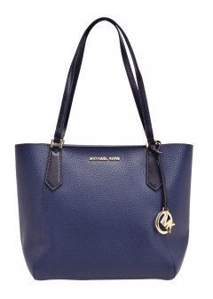 MICHAEL KORS - 【3/3入荷】KIMBERLY SM BONDED TOTE トートバッグ