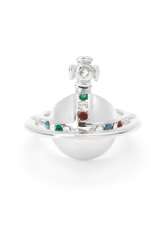 Vivienne Westwood Accessory - 【3/18入荷】SOLID ORB RING