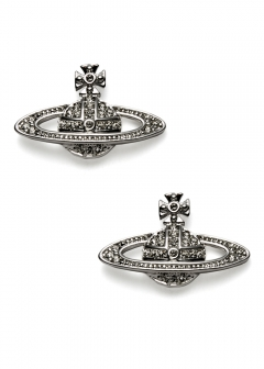 Vivienne Westwood Accessory - 【3/18入荷】MINI BAS RELIEF EARRINGS