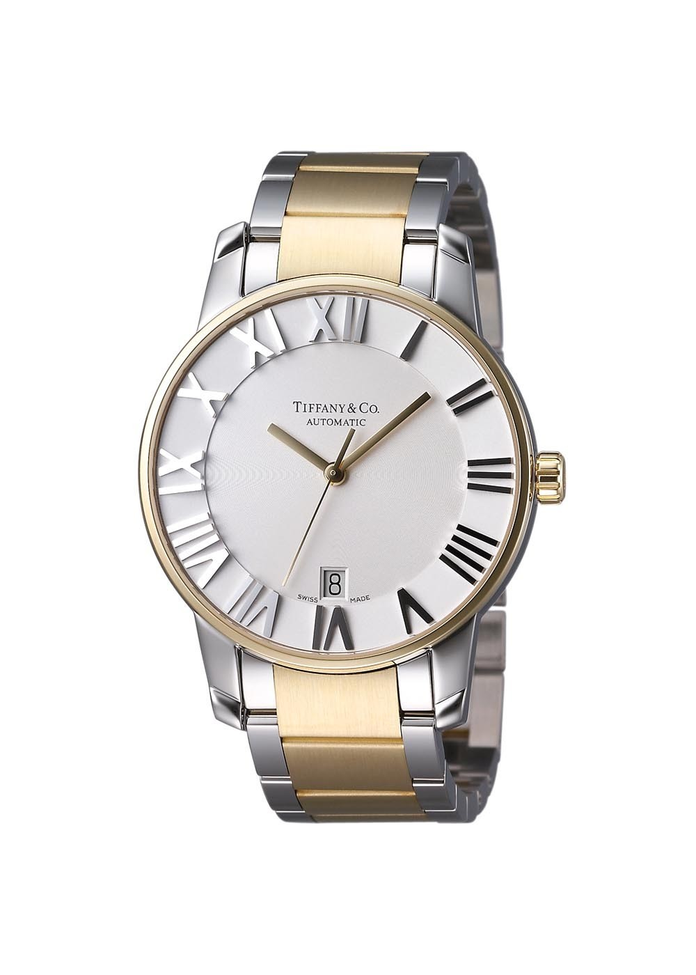 【最大79%OFF】【Tiffany&co.】AtlasDome|シルバー|メンズ雑貨|LUXURY WATCH COLECTION