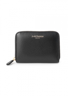 J&M DAVIDSON - Small Zip Purse