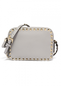 VALENTINO - 【'19春夏新作】SMALL ROCKSTUD CAMERABAG