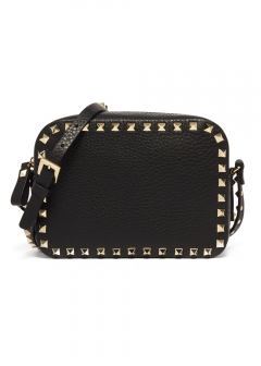 【'19春夏新作】SMALL ROCKSTUD CAMERABAG