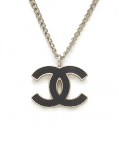 CHANEL - vintage selection - - CHANEL ココネックレス  04P