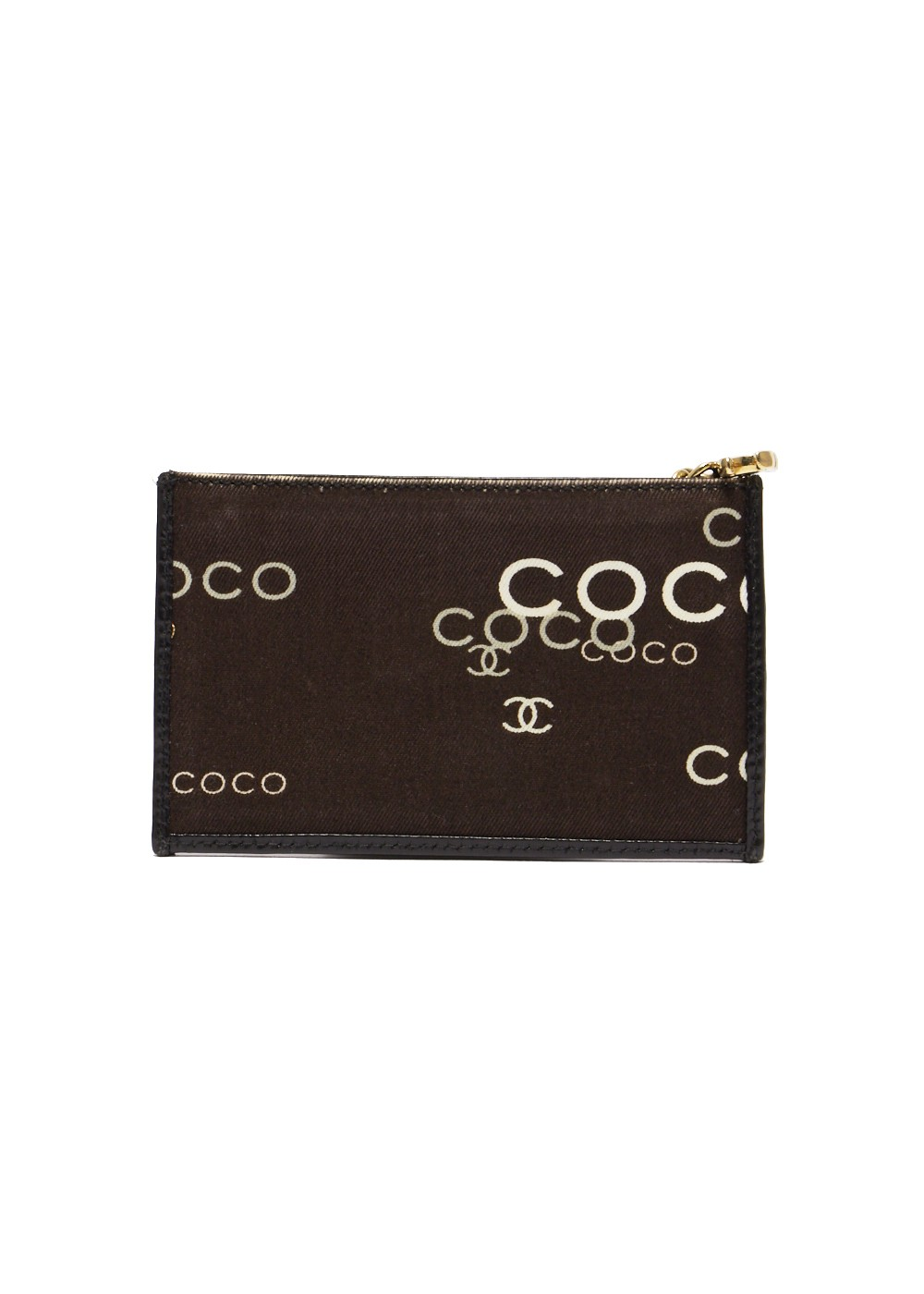 CHANEL COCOキャンバスケース |OTHER|コインケース|VINTAGE BRAND COLLECTION_(I)