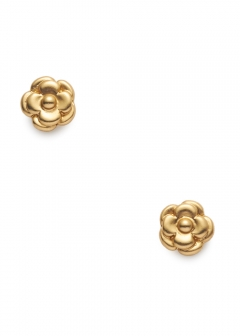 CHANEL COCO JEWELRY - 【4/17入荷】CHANEL カメリアミニピアス 02P