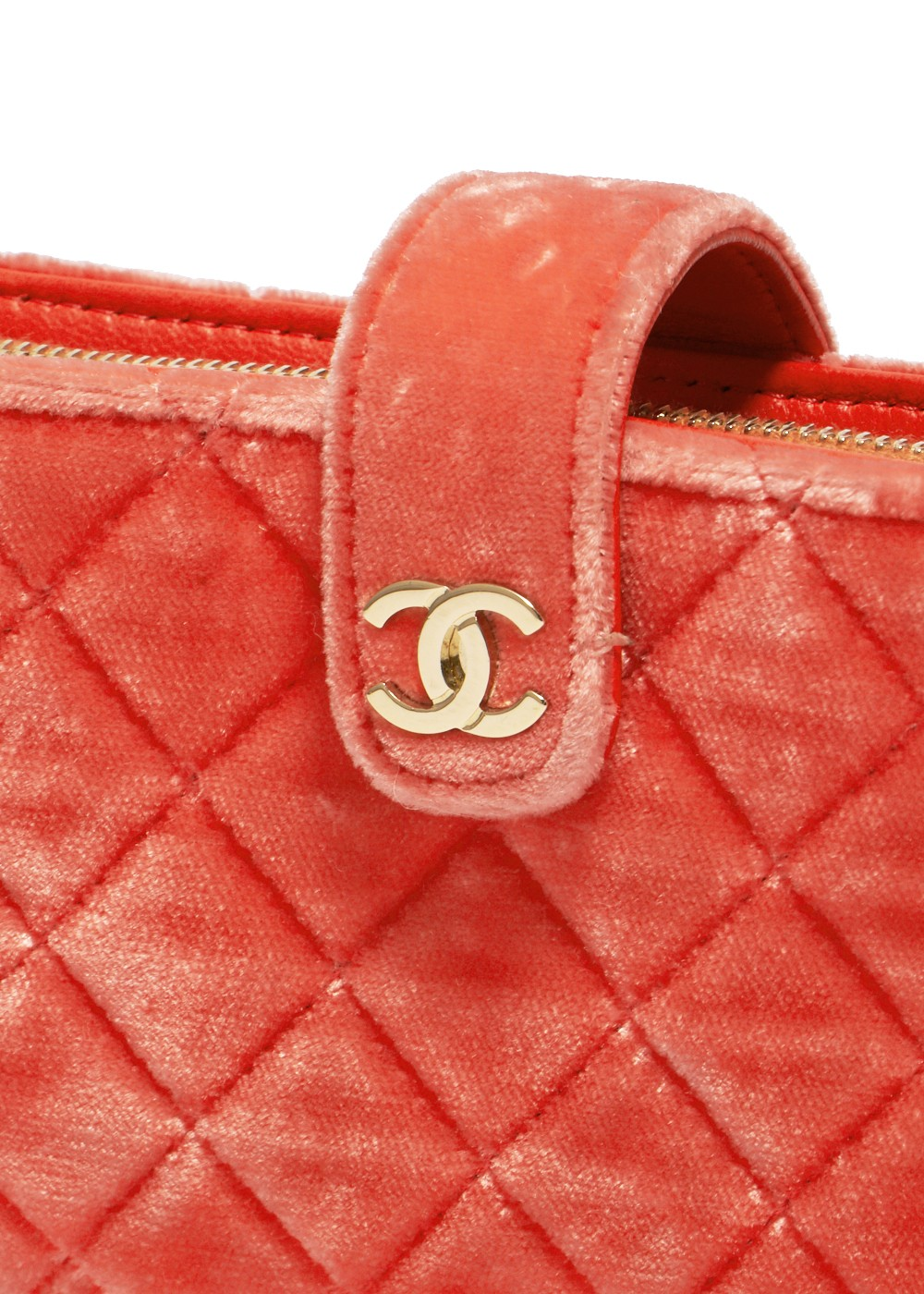 CHANEL チェーンウォレット ベロア |OTHER|レディース財布|Wallet Collection