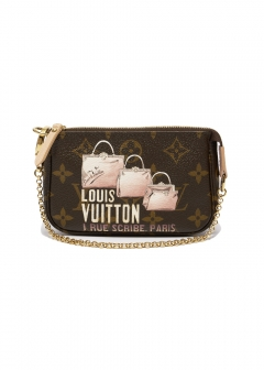 VINTAGE BRAND COLLECTION - 【4/17入荷】Louis Vuitton M60245 ミニアクセポ 限定
