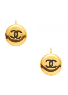 CHANEL - vintage selection - - CHANEL ココピアス 96A