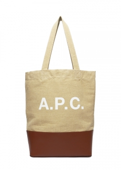 A.P.C. - AXEL SHOPPING BAG